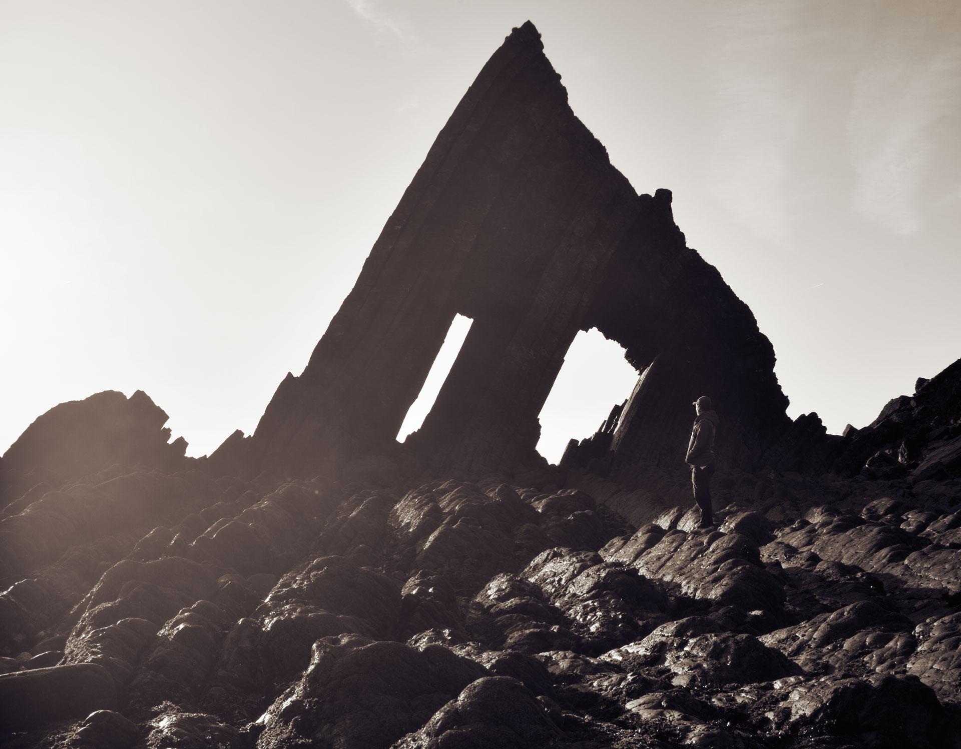 Blackchurch Rock. Mouthmill U.K.