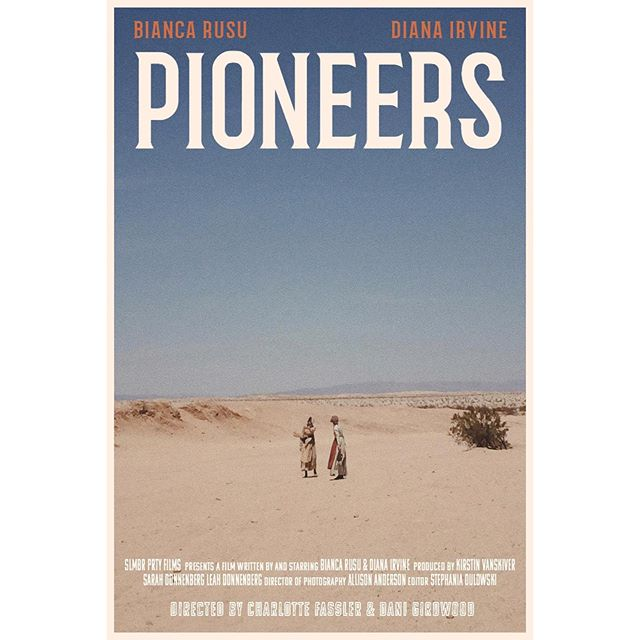Thrilled to announce that @pioneersfilm is screening at Cannes Court Métrage today (May 20th) until May 25th. To our filmmaker friends in France: go, watch, see. #pioneersfilm #staytuned @festivaldecannes