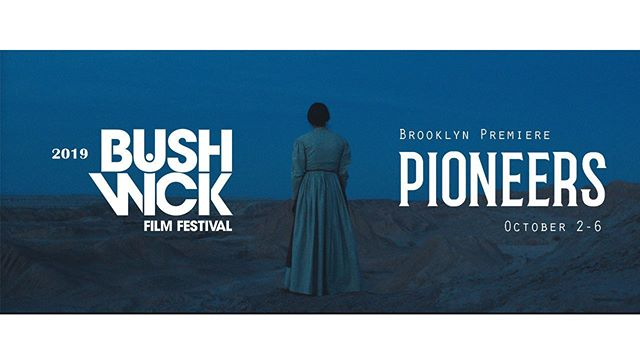 It is our pleasure to announce @pioneersfilm will be screening at @bushwickfilmfest for its Brooklyn Premiere! We are appropriately slated in a block entitled MISSIONS. Watch our heroines on their mission by clicking the link in our bio! Thank you @bushwickfilmfest for recognizing us!
