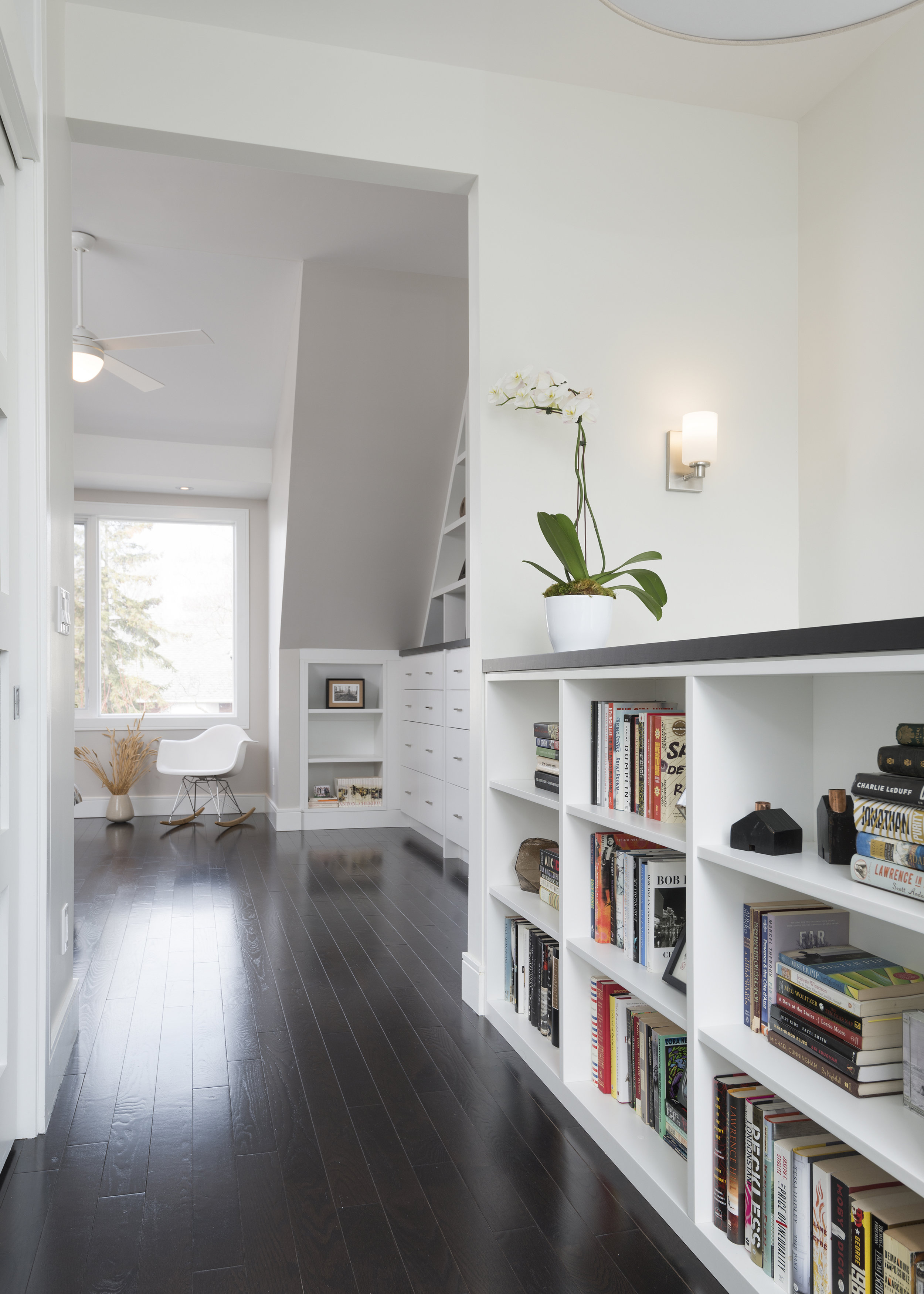 Hallway to Master Bedroom
