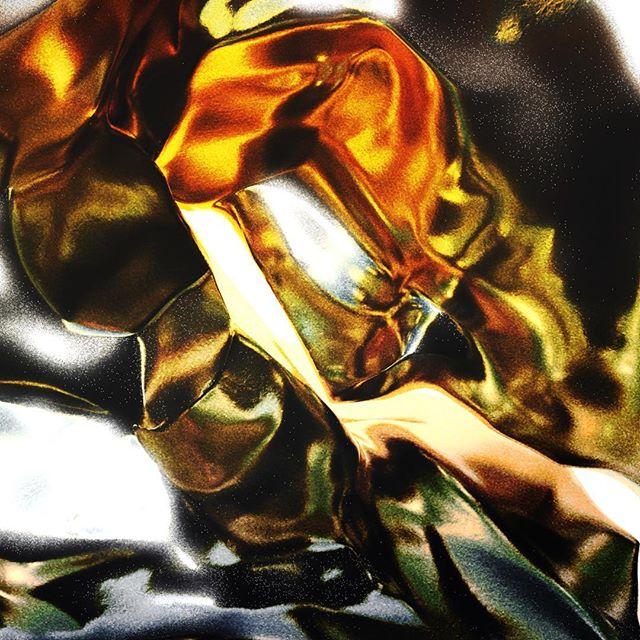 Some research stillframe for an upcoming project. Gaze neck & jawline . . . #3d #cinema4d #octane #zbrush #sculptung #80s #retro #retrowave #sorayama #illustration #abstract #cgart #cg #experimenting #colors #fusion #art  @motionmate @etapes @etapes_tv @fubiz  #xuxoe #mgcollective #@plsur @vaporwave_1980