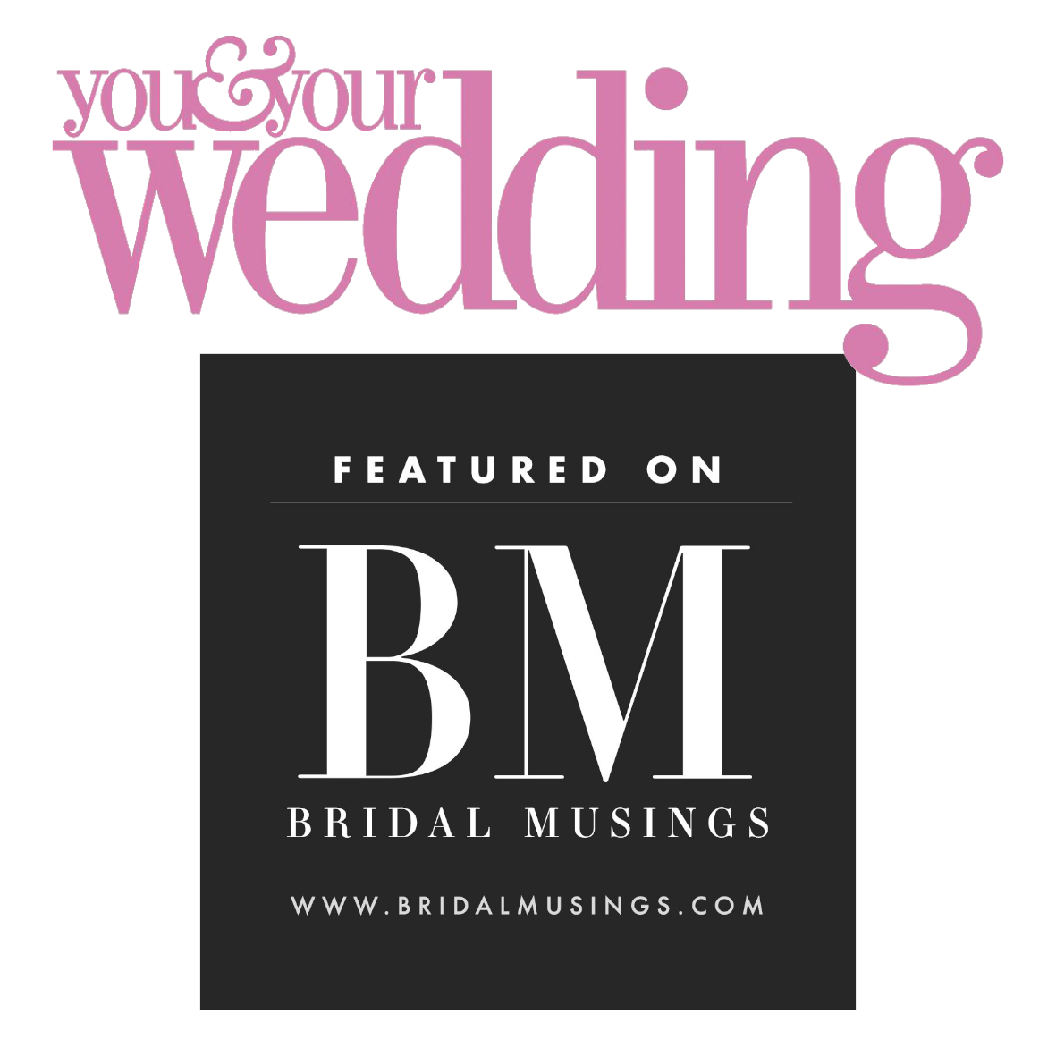 you your wedding bridal musings