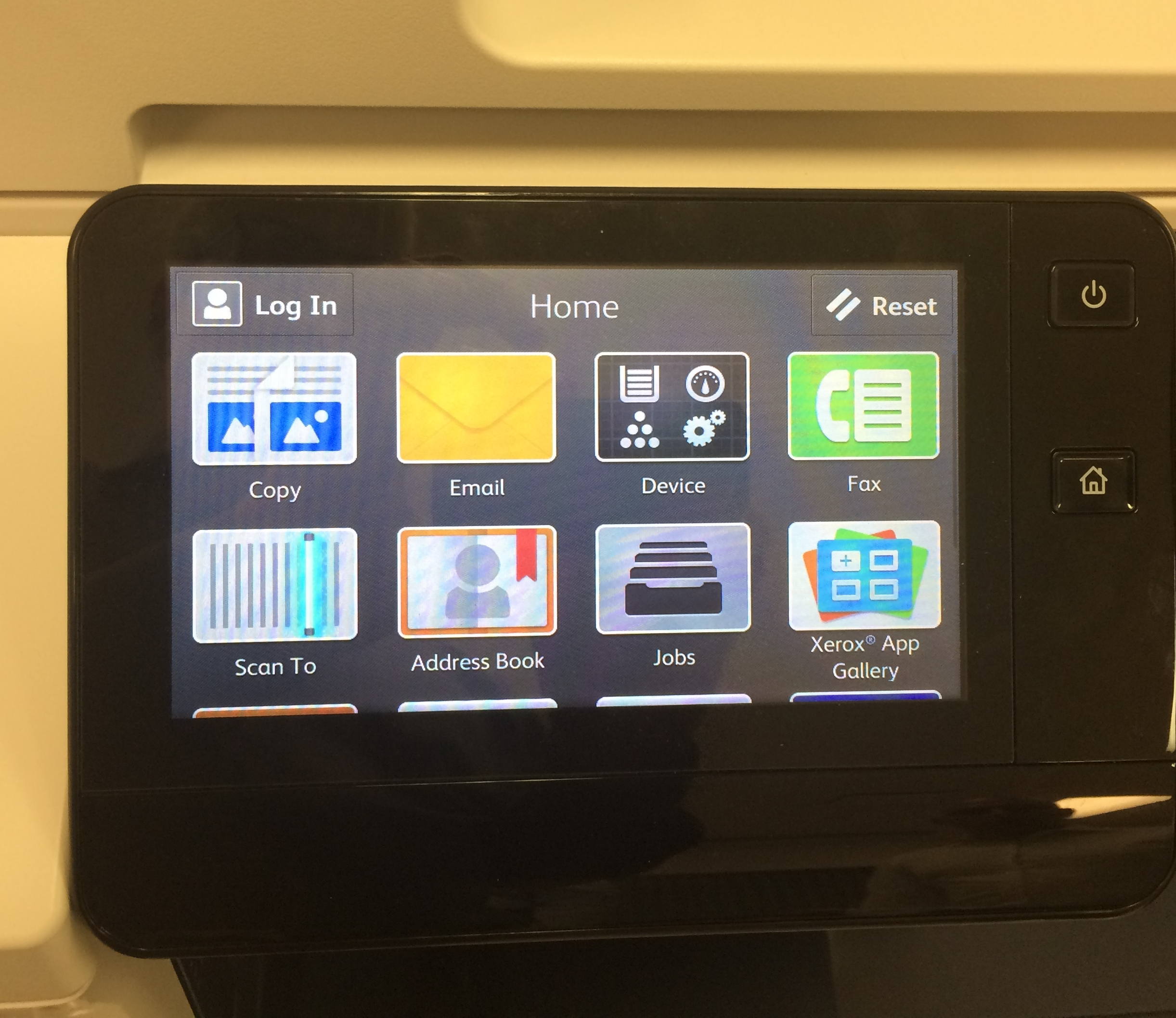 App-Driven ConnectKey Technology