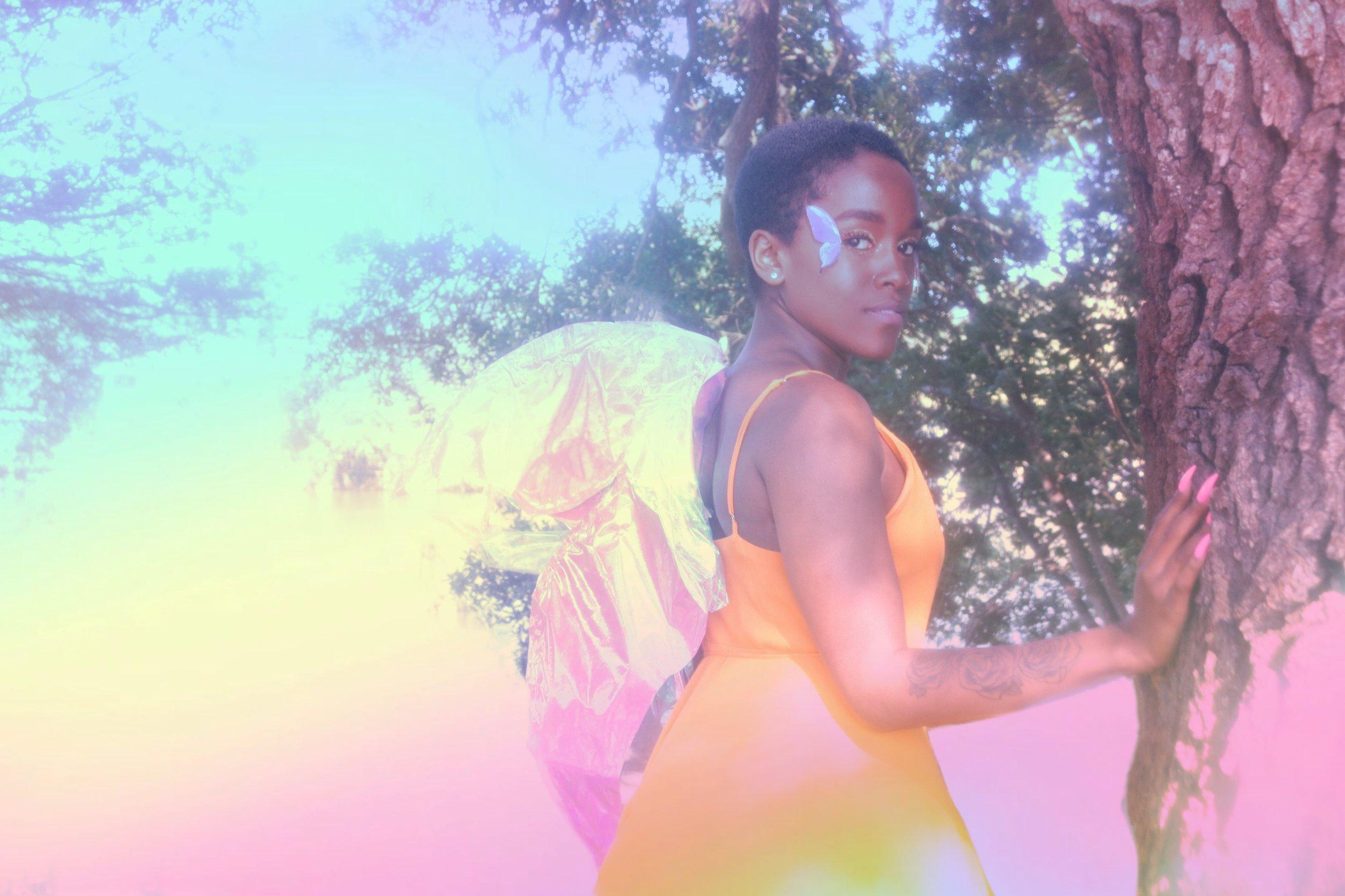Model:Heaven Boudy