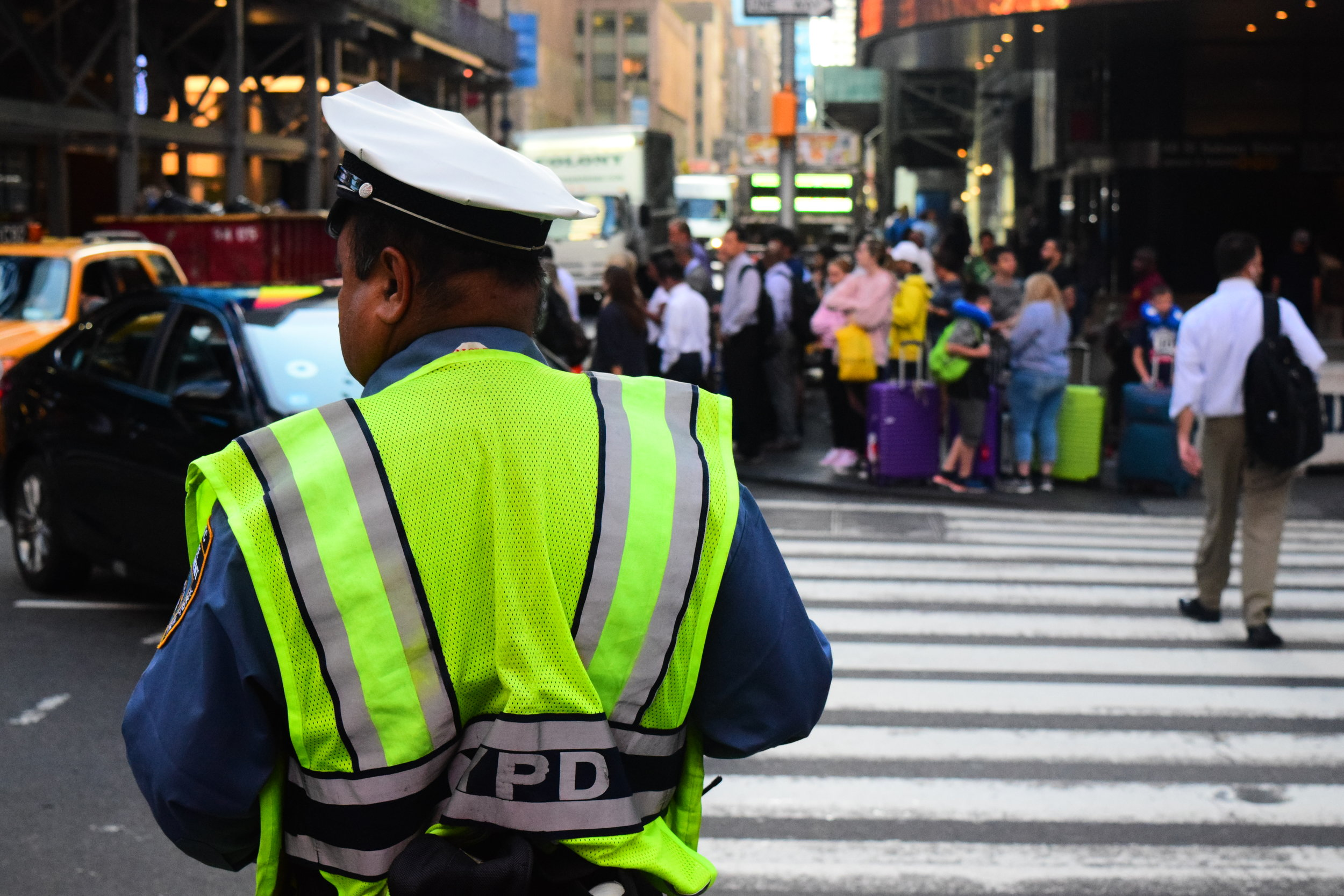 Crossing Guard example of Corner Alliance Client