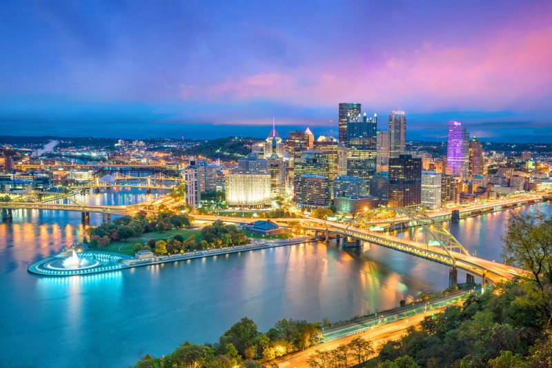 Source:    dailyenergyinsider.com   , Pittsburgh landscape.