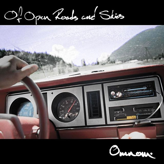 New album 'Of Open Roads and Skies' coming Sept 24th. #newalbum #hiphop