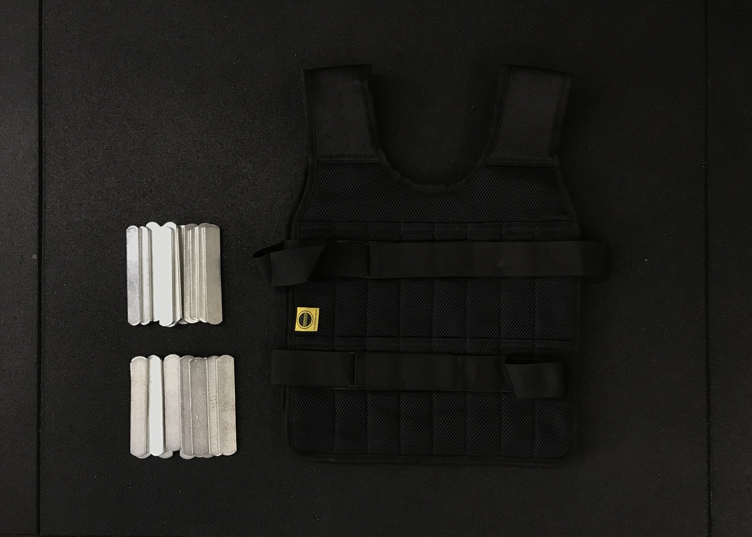 Adjustable Weight Vest10kg/20kg -