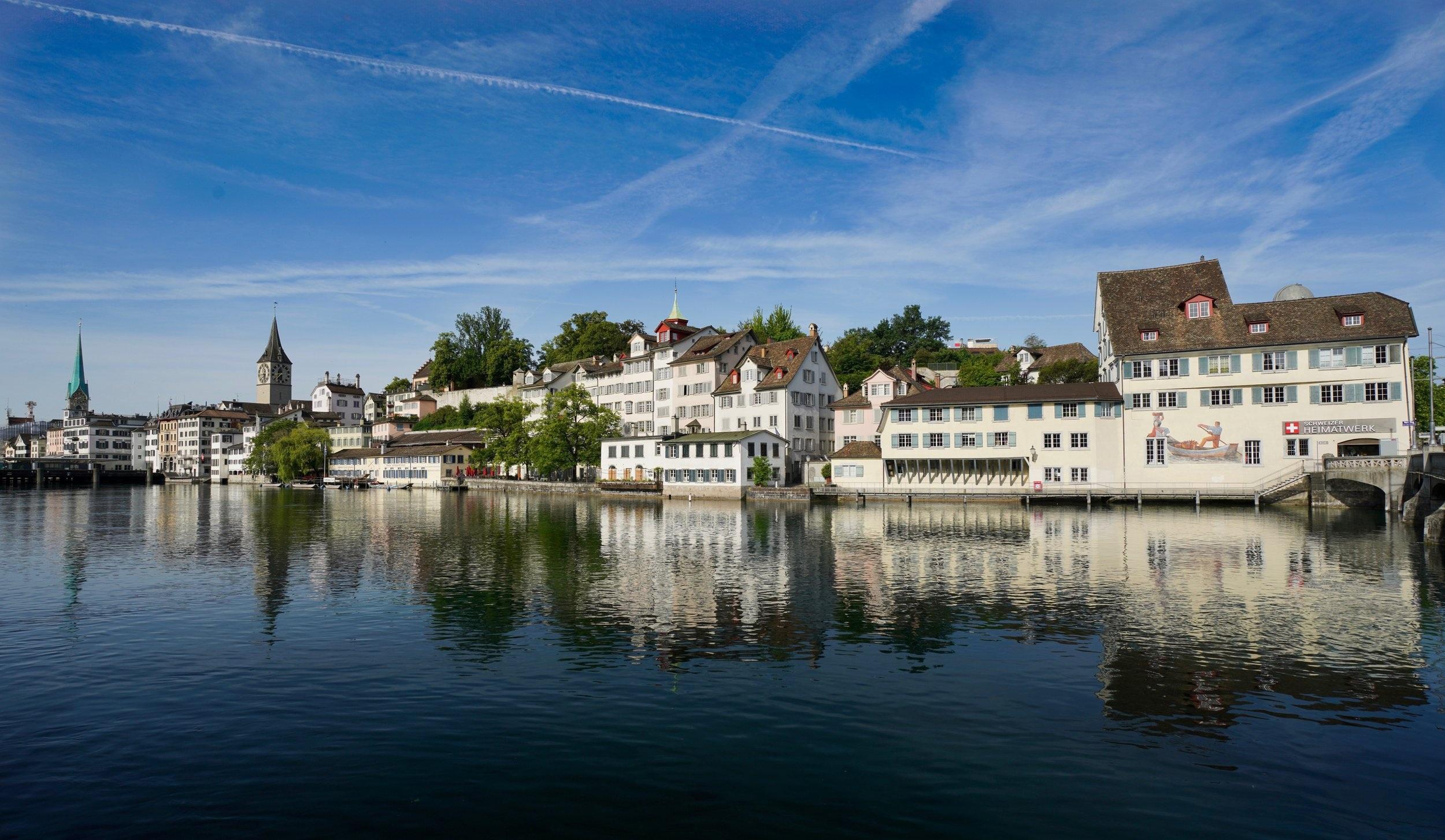 Old Town, Altstadt Zurich