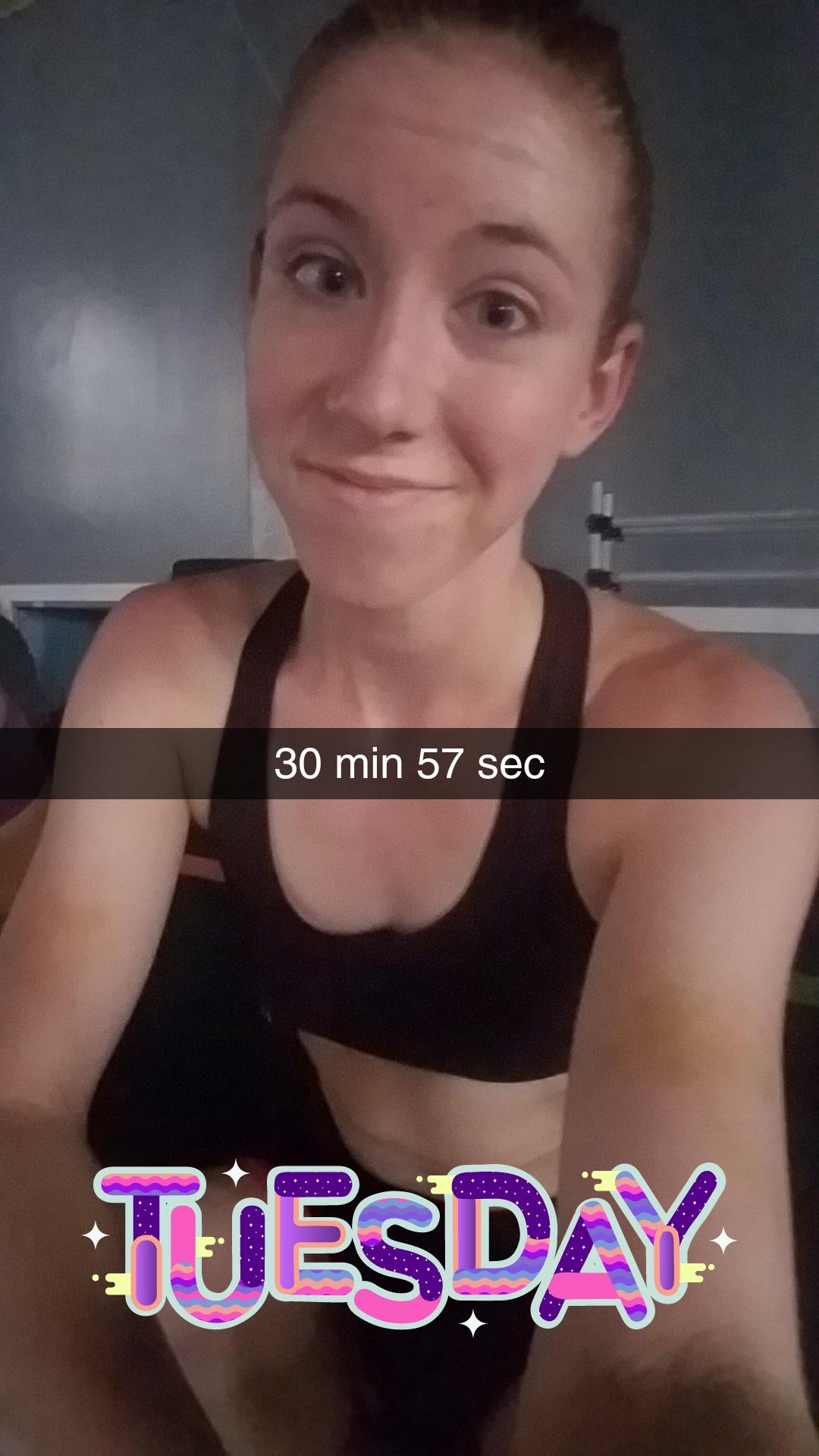 Week 6 Run