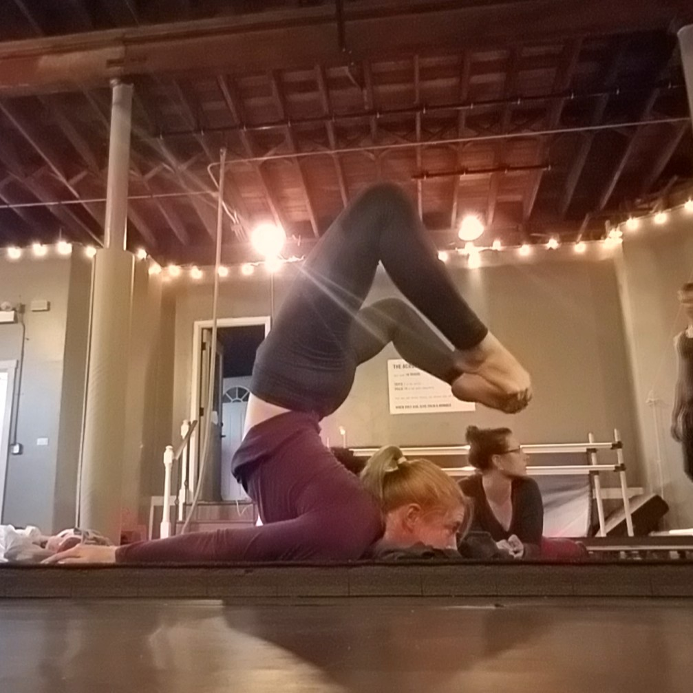 Week 7 Chest Stand