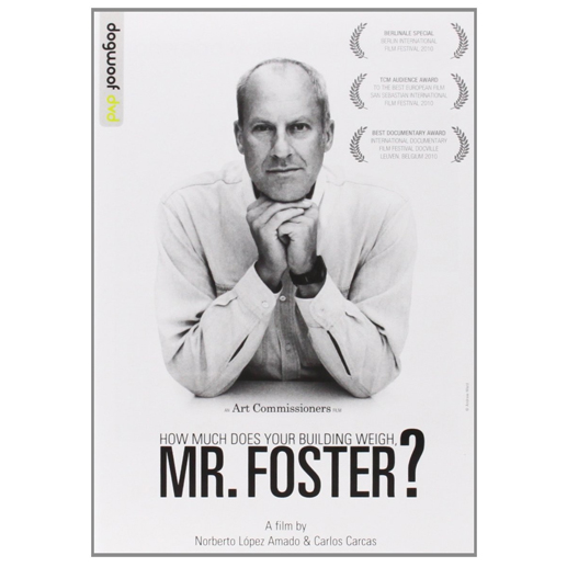 How Much Does your Building Weigh Mr Foster-archisoup-architecture-movies-architect-films-architectural-documentaries