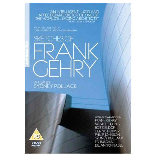 Sketches-Frank Gehry-archisoup-architecture-movies-architect-films-architectural-documentaries