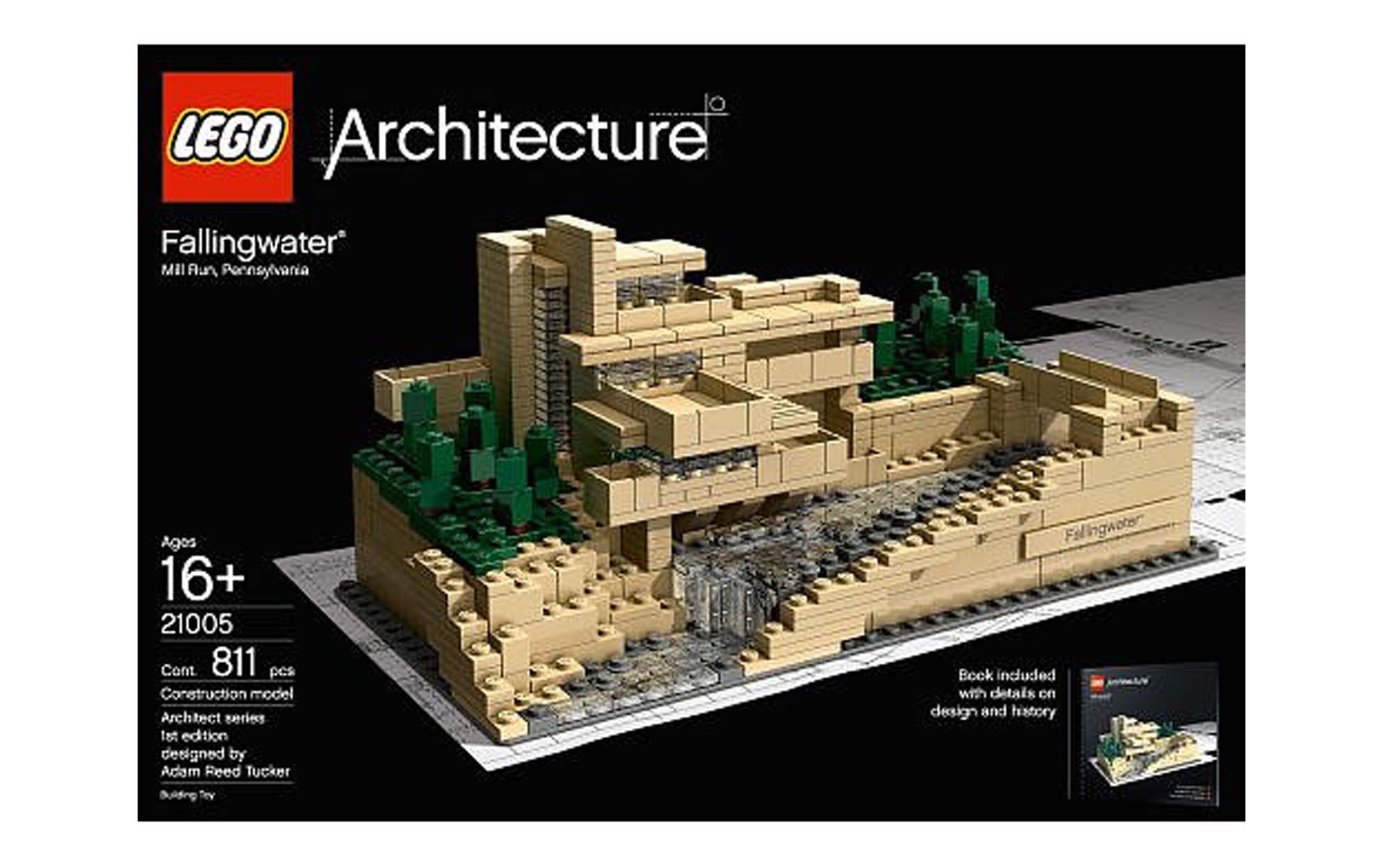 The best LEGO architecture sets — Archisoup | Architecture Guides