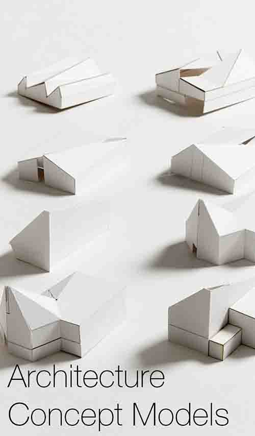 Architecture concept models   In this post we describe the process behind creating a concept model and look at the various types and methods that can be used.