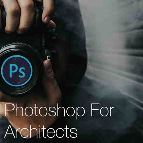Photoshop For Architects   When referring to the software and digital tools architects use on a daily basis, Photoshop usually comes in a close second to the usual choice of CAD and 3D architecture programs...