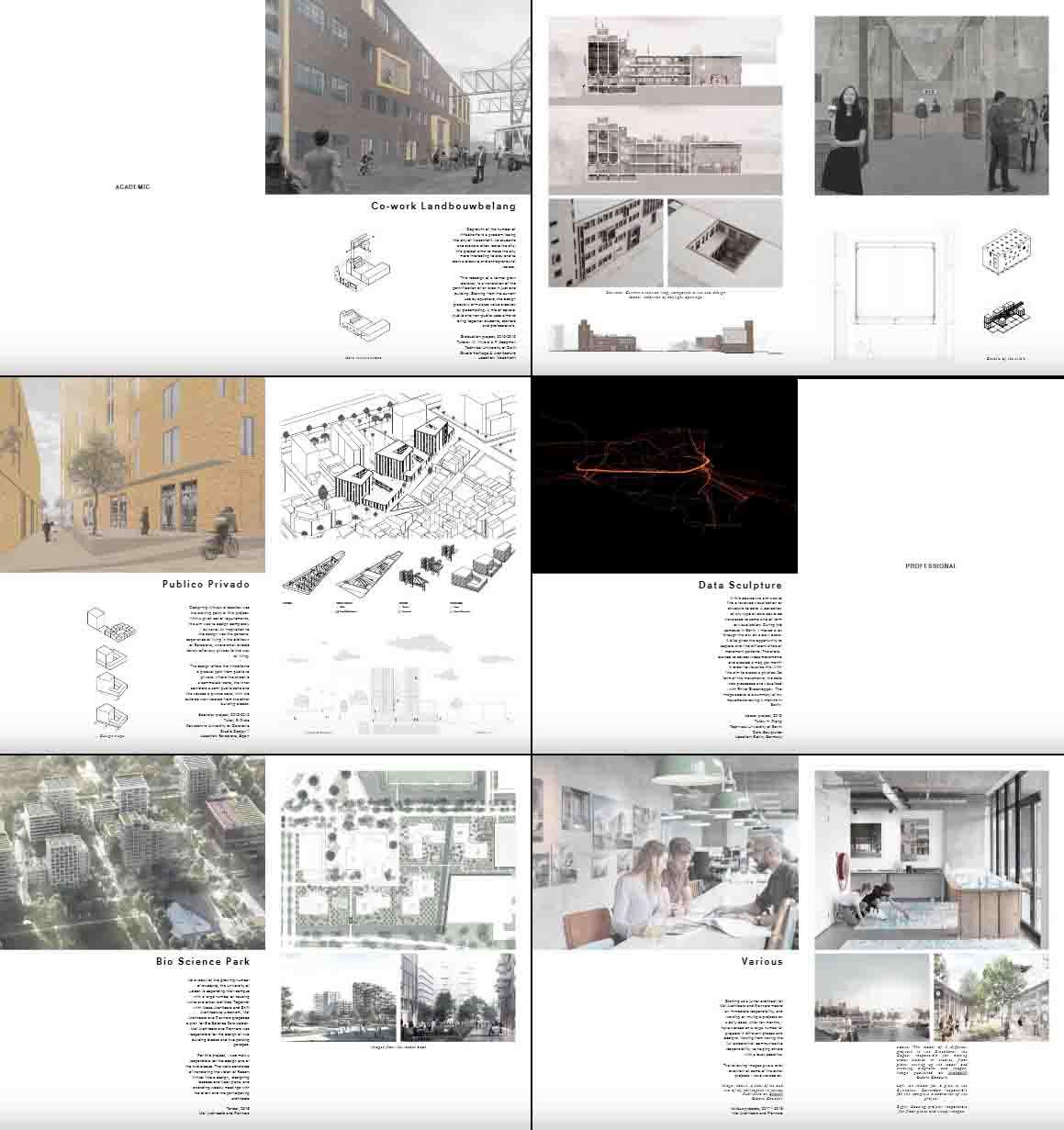 Architecture portfolio guide — Archisoup | Architecture ...