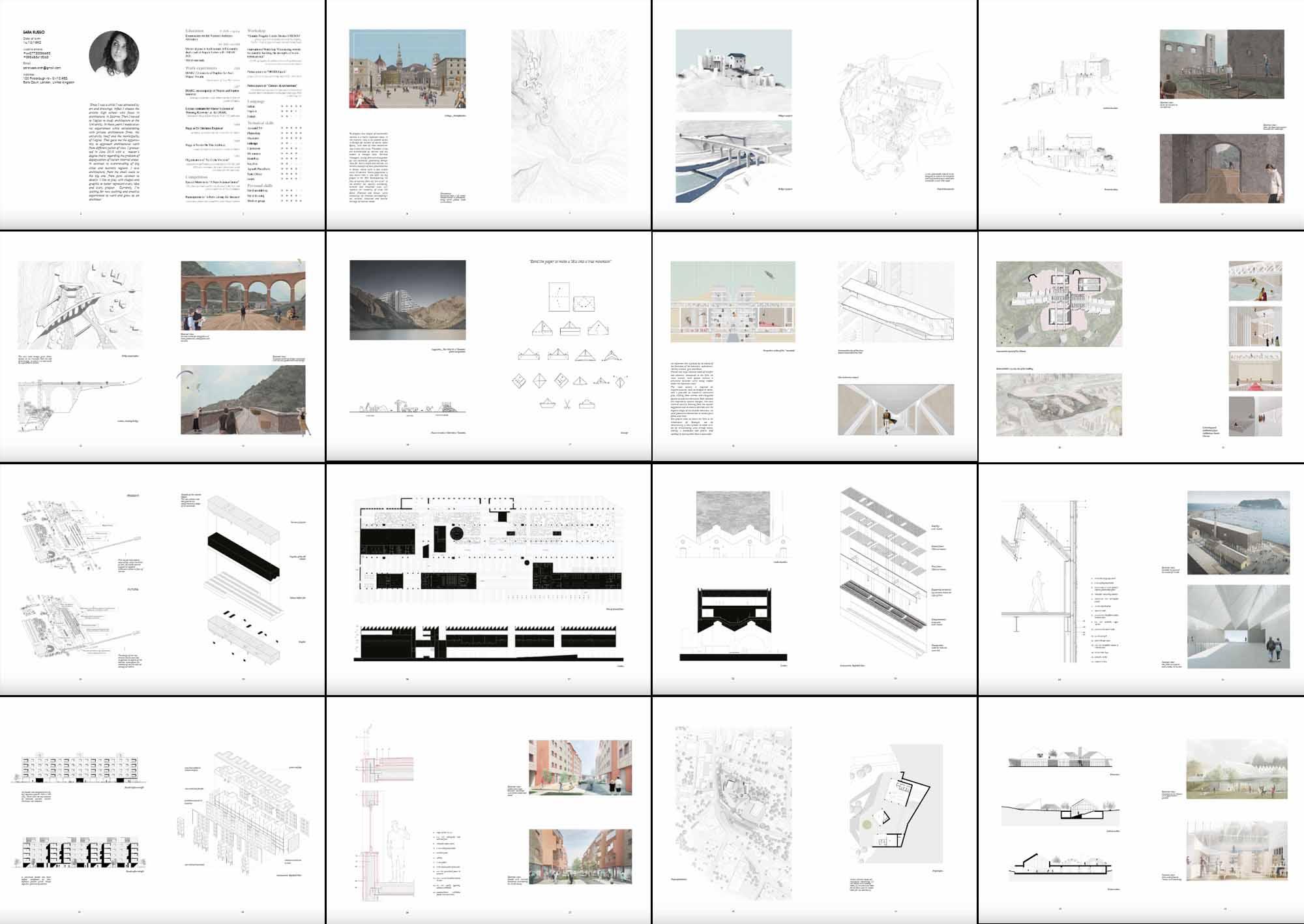 Architecture Portfolio Guide Archisoup Architecture
