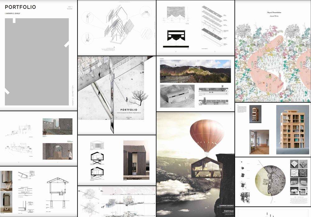 Architecture portfolio guide — Archisoup   Architecture Guides