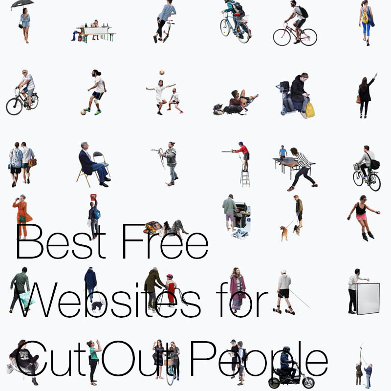 9 of the best websites for cut out people   Here we have collected 9 of the best free websites for cut out people that provide a full and divers range of graphics, ethnicities and cultures.