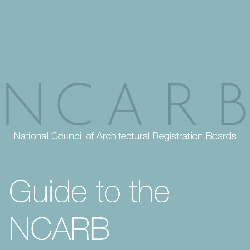 NCARB    NCARB is an organization made up of architectural licencing boards from 55 states in the US…