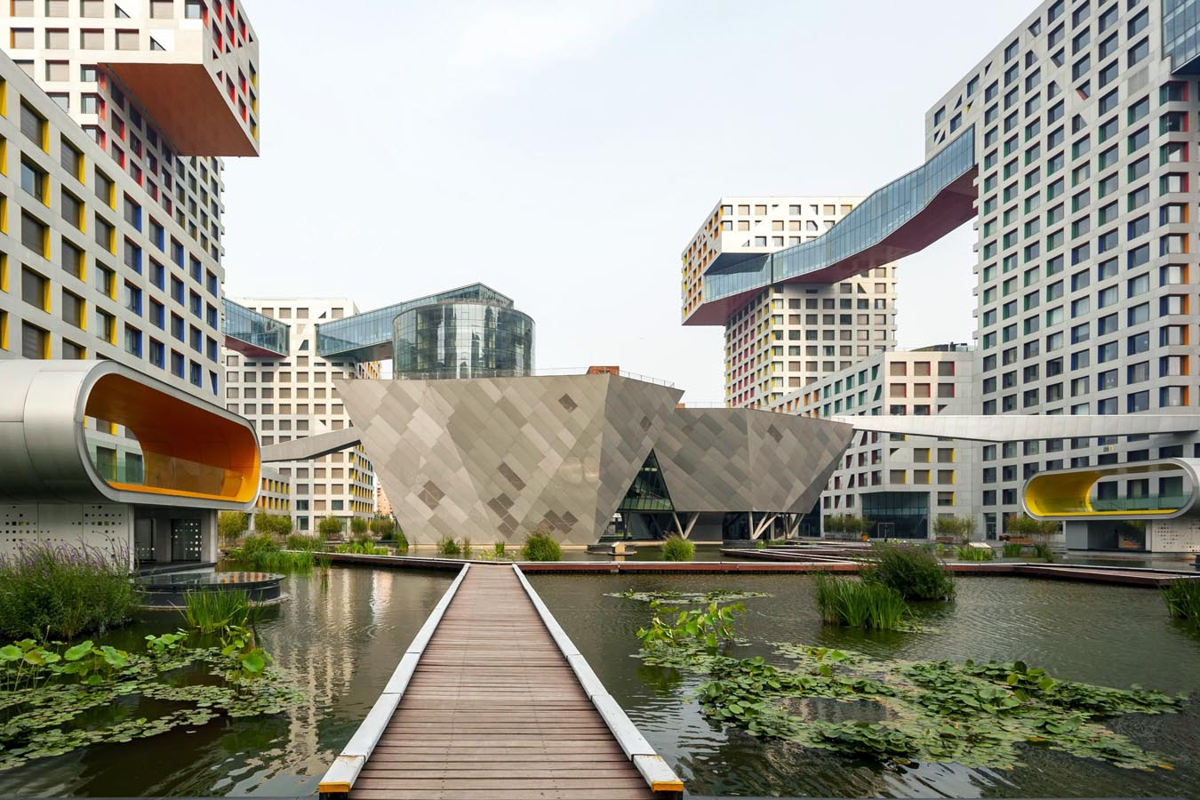 Linked Hybris, Beijing, China