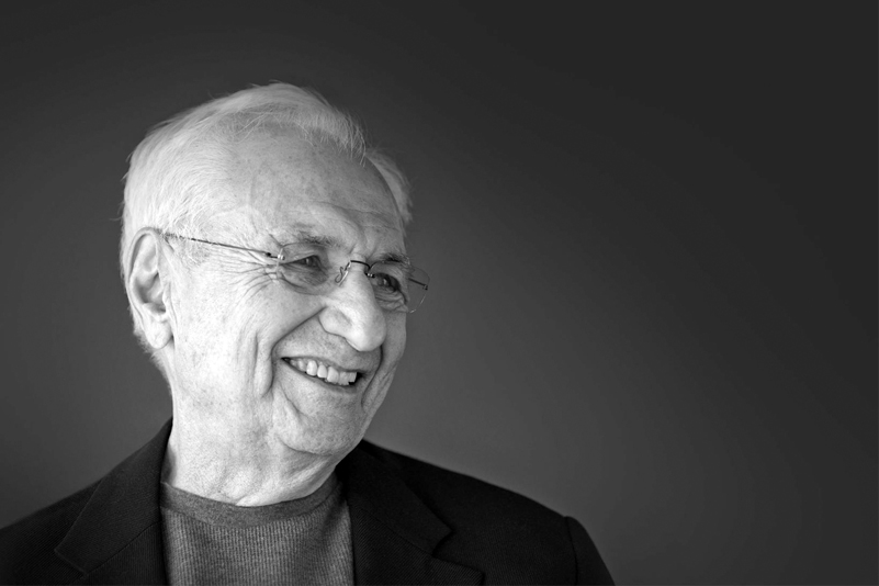 Frank Gehry | Life & Career    This biography looks Frank Gehry the Canadian born American architect, his buildings, sketches, structures, furniture.