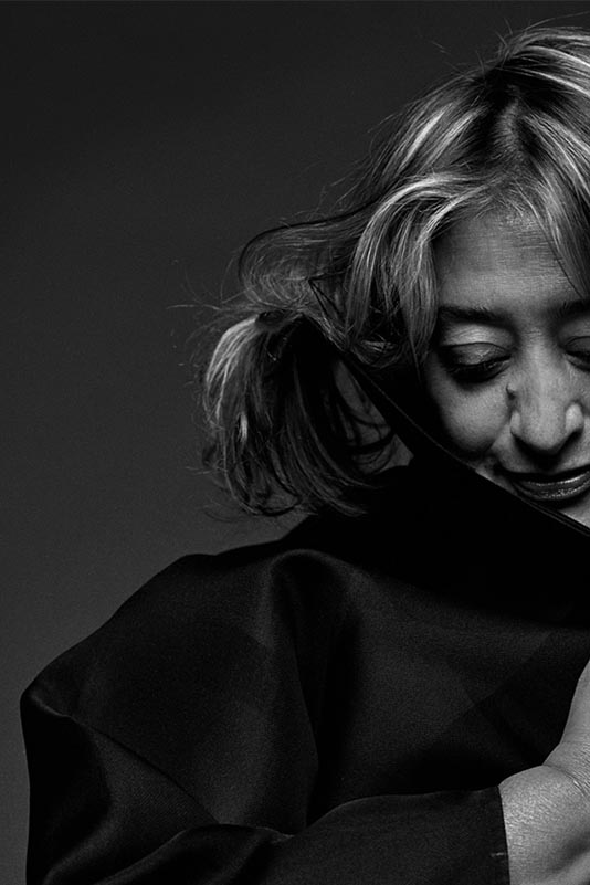Zaha Hadid | The Life & Career    This biography on Dame Zaha Mohammad Hadid discusses her life, education, career, philosophy and style.