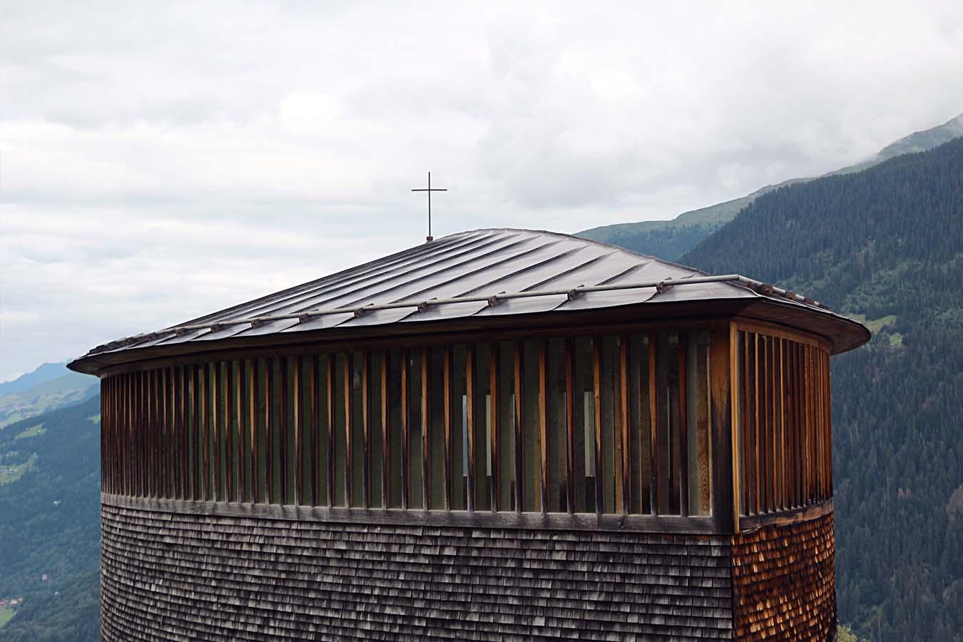 Saint Benedict Chapel, Graubünden
