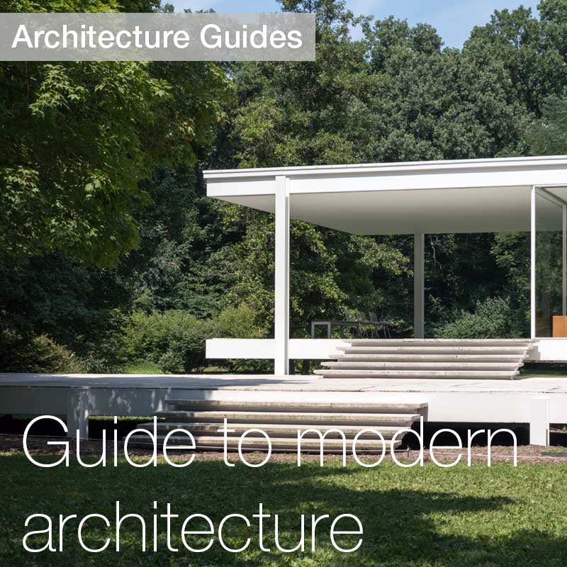 A guide to modern architecture