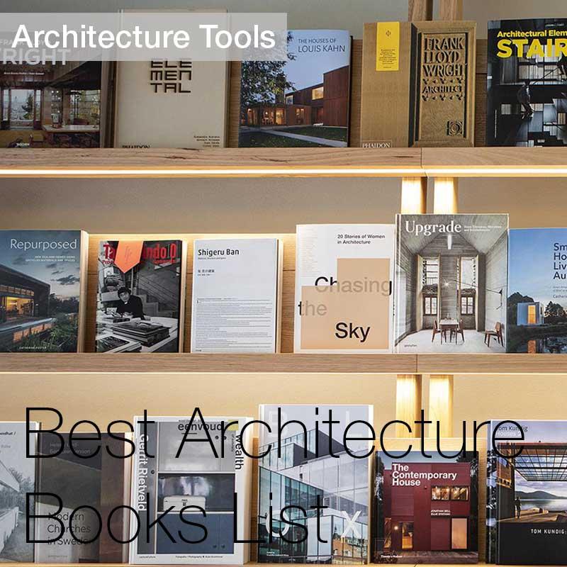 Best All Round Architecture Books