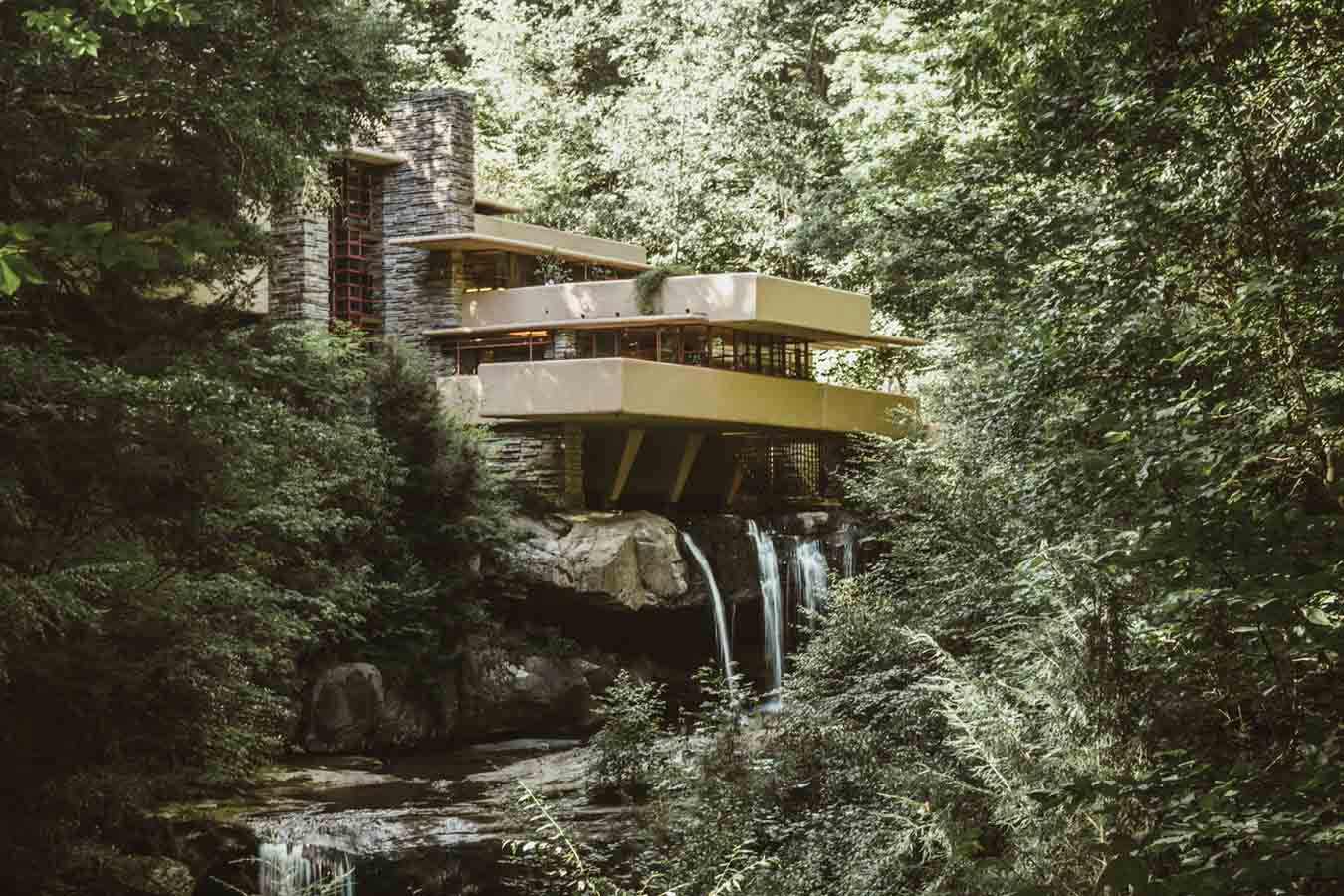 Fallingwater House, Pennsylvania