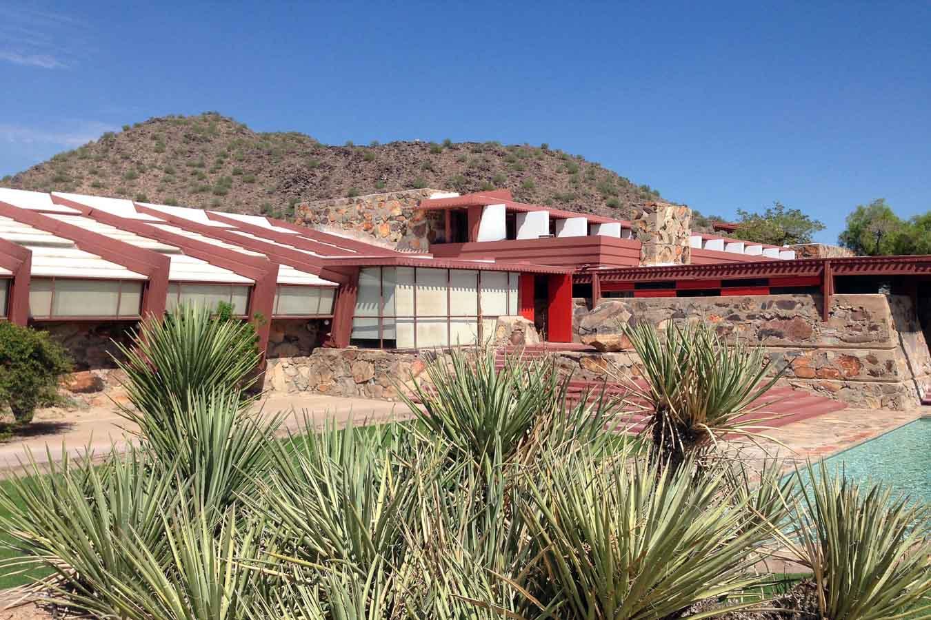 Taliesin West, Scottsdale, AZ