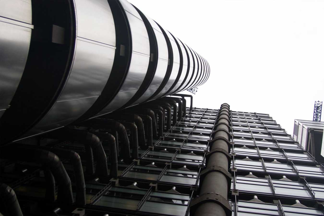 Lloyds Building, London, UK