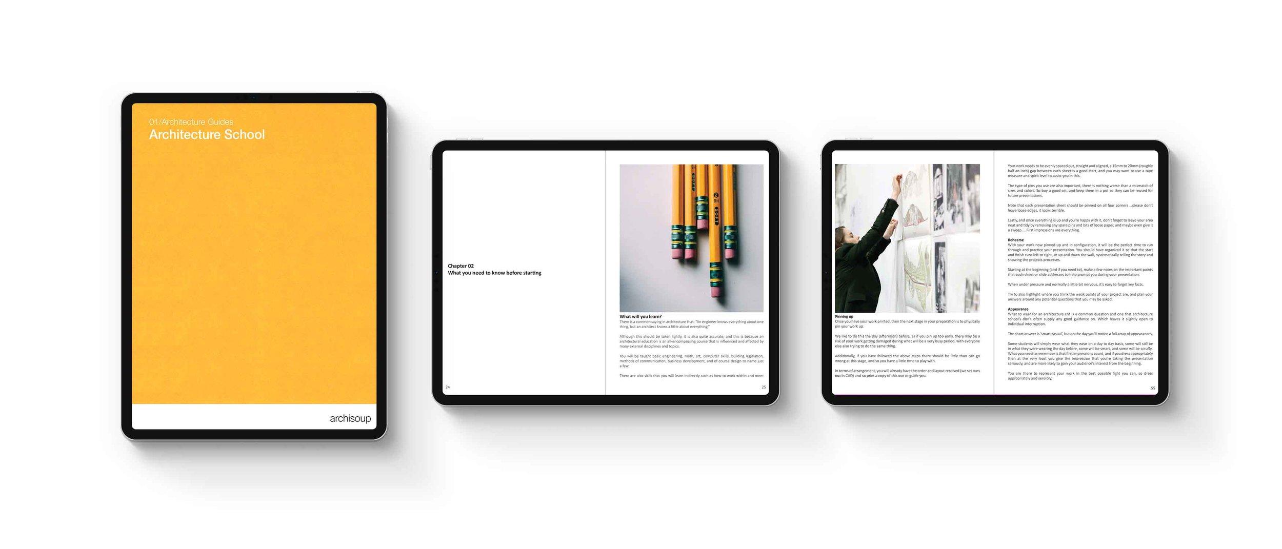 Architecture School Handbook