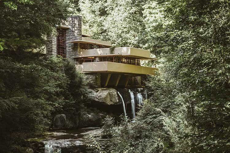Our Favourite Frank Lloyd Wright Books