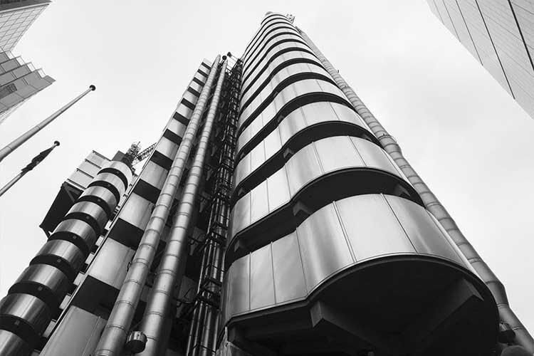 Black & White Architecture Photography