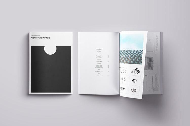 Architecture Portfolio Guide