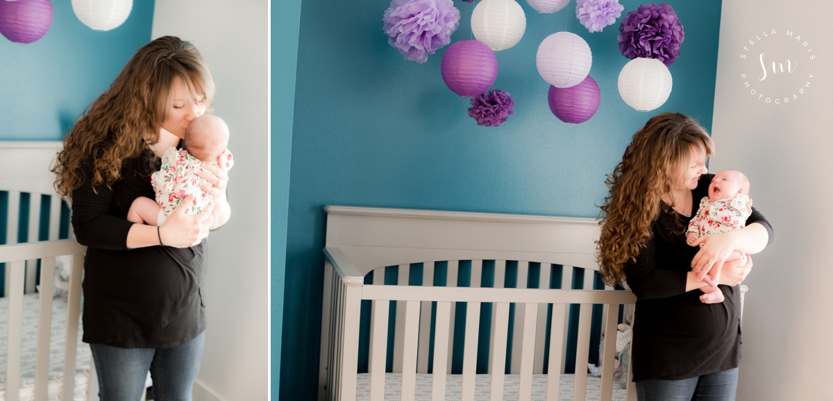 Stella Maris Photography - Newborn Lifestyle Session
