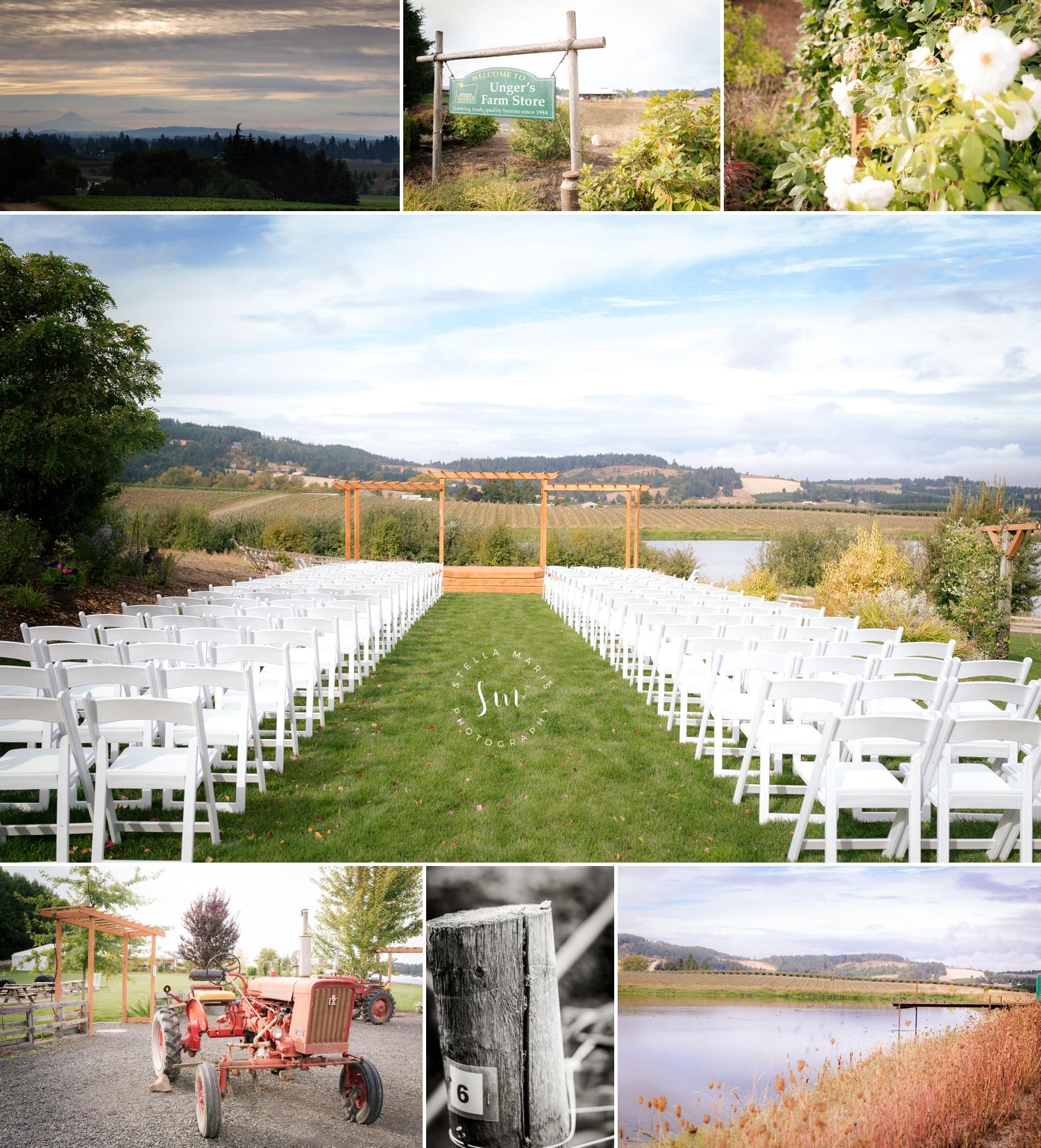 Unger Farms, Cornelius, Oregon