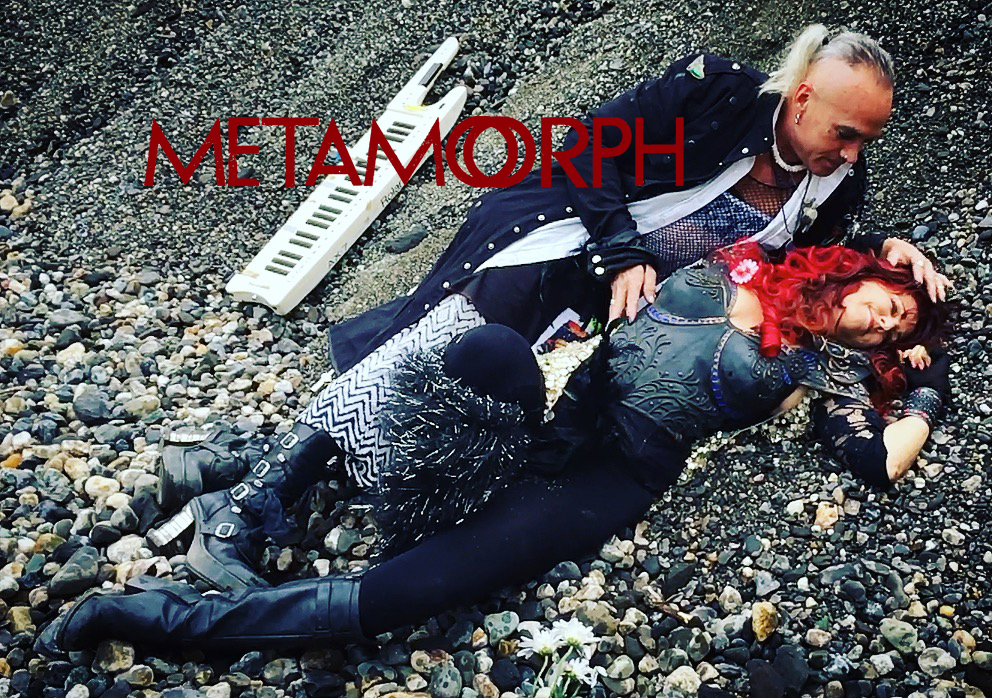 Metamorph music Margot Day & Kurtis Knight