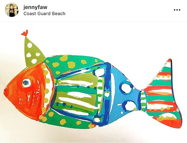 #brandedartist #licensing #artlicensing #art #artist #fish #birthday #paintings #illustration #brandedlicensing