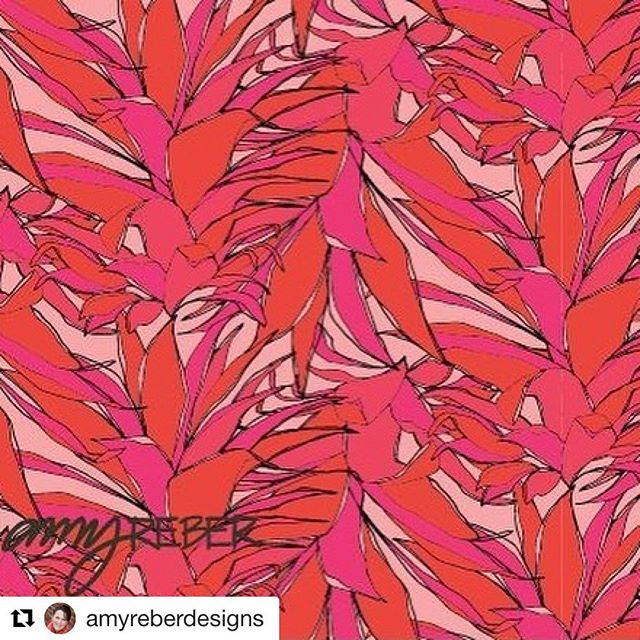Beautiful new art - gorgeous colors!  #Repost @amyreberdesigns with @get_repost ・・・ #art #artist  #design #illustration #mod #pineapples #designer  #funky #amyreberdesigns #fabric #interiordesign #pineapple  #creative #artlicensing #licensing #textiledesign #abstract #yellow #flowers #floral #licensing #brandedlicensing #brandedartist #patterndesign #surfacepattern #surfacepatterndesign