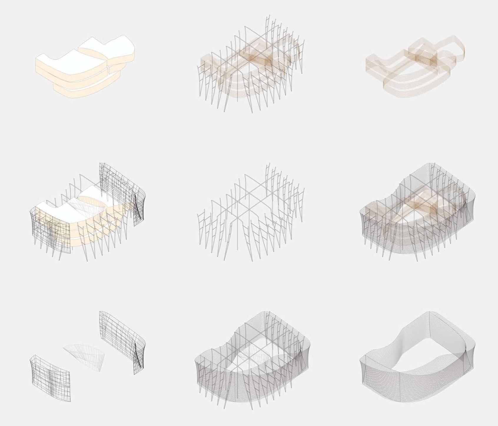 Program/structure/experience/facade/light