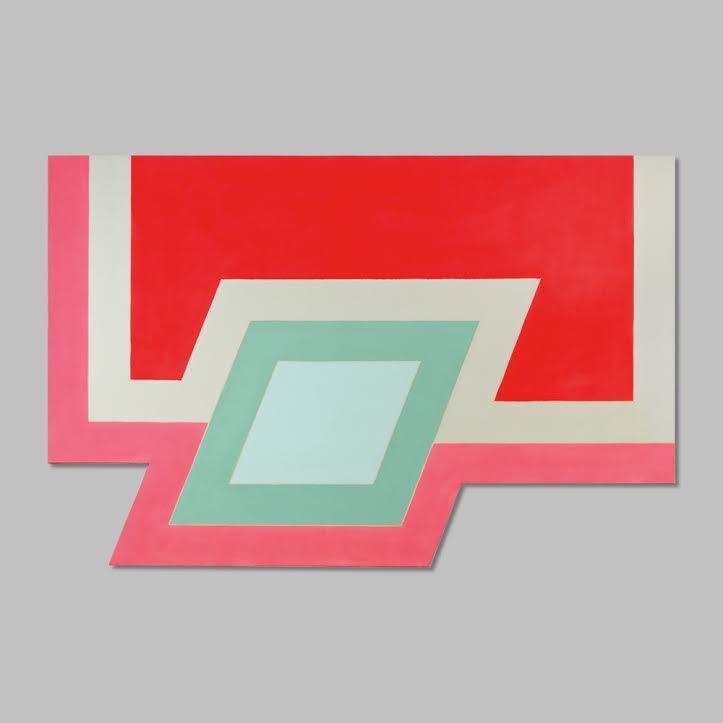 Conway I by Frank Stella