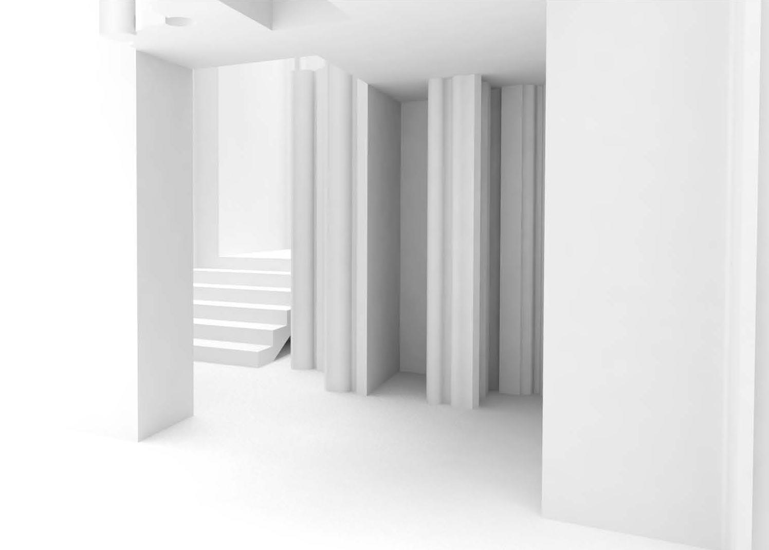 Hidden room entrance