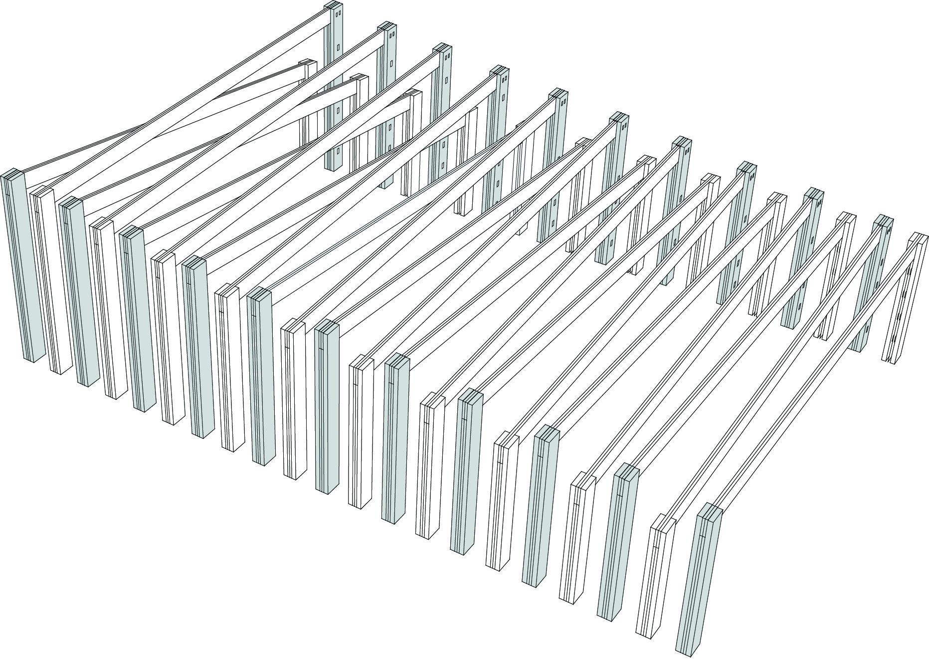 Vertical loads