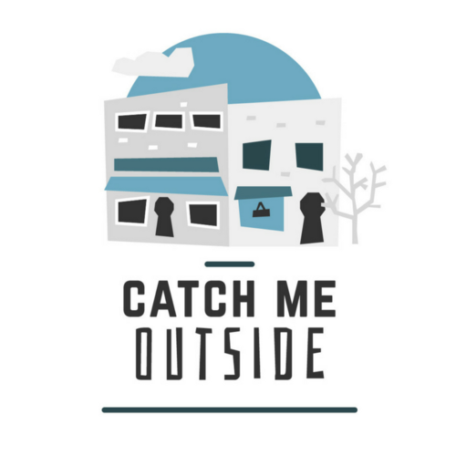 Catch Me Outside is an outdoor adventure that takes you through the streets of downtown Kingston.