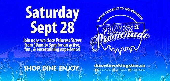 princess street promenade