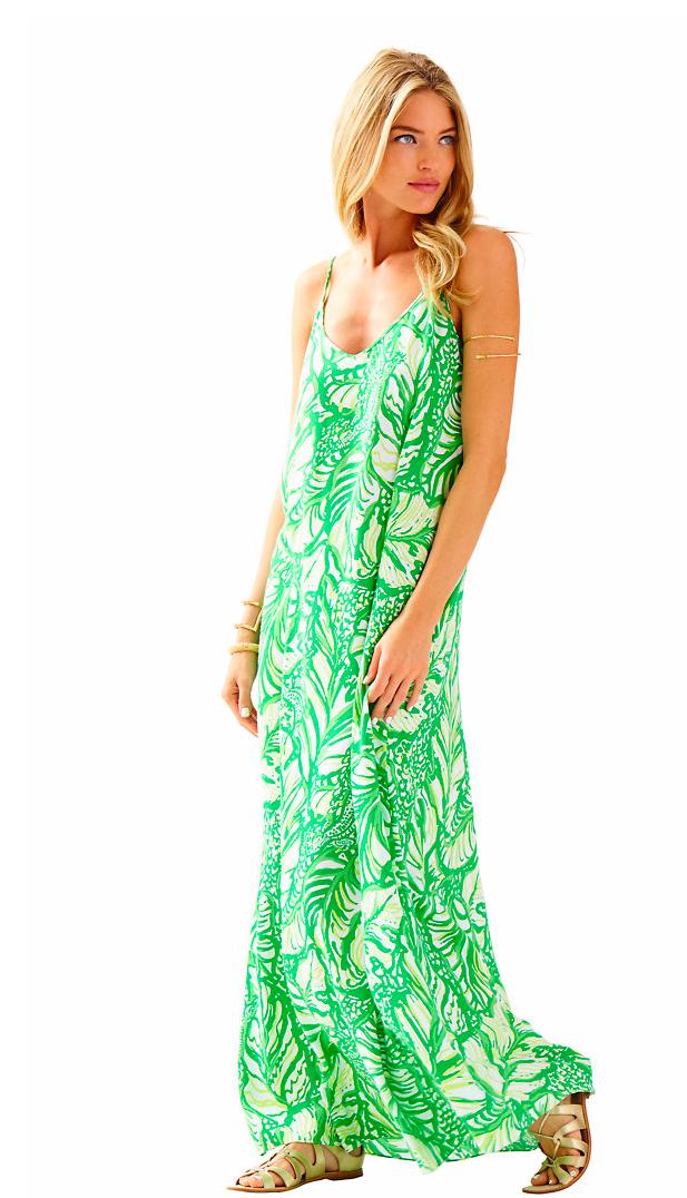 Allair Maxi Beach Dress